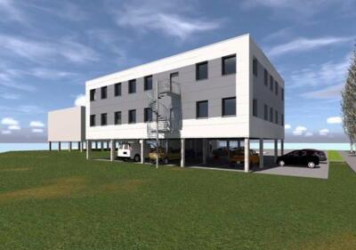 Les travaux continuent dans notre agence de Bordeaux