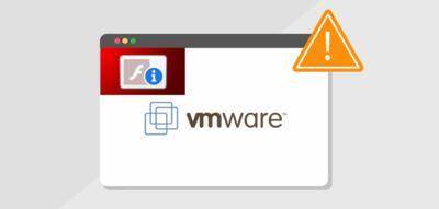 Fin du support pour VMware vSphere 6.5